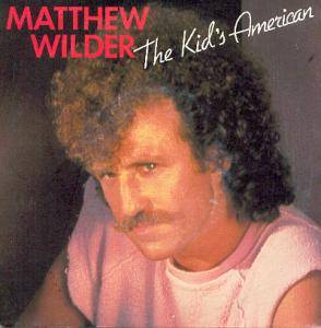Cover - Matthew Wilder: Kid's American, The