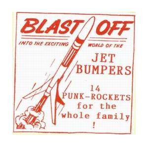 Cover - Jet Bumpers: Blast Off