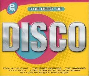 Cover - Azoto: Best Of Disco, The
