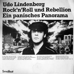 Cover - Udo Lindenberg & Pascal: Rock'n' Roll Und Rebellion- Ein Panisches Panorama