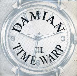Damian: Time Warp, The - Cover