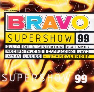 Bravo Supershow 99 - Cover