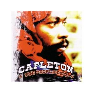 Cover - Capleton: People Dem, The