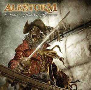 Cover - Alestorm: Captain Morgan's Revenge