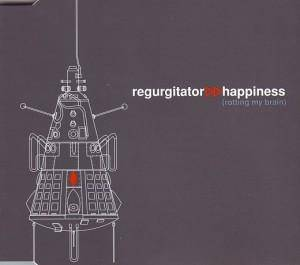 Cover - Regurgitator: Happiness (Rotting My Brain)