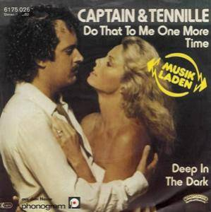 Cover - Captain & Tennille: Do That To Me One More Time