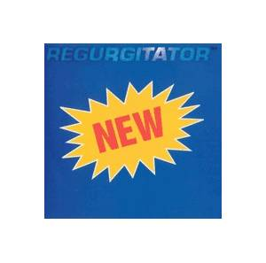 Cover - Regurgitator: New