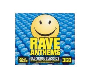 Cover - Urban Hype: Rave Anthems