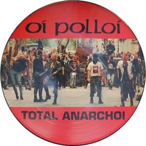 Cover - Oi Polloi: Total Anarchoi