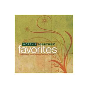 Cover - Avalon: Worship Together: Favorites