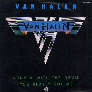 Van Halen: Runnin' With The Devil - Cover