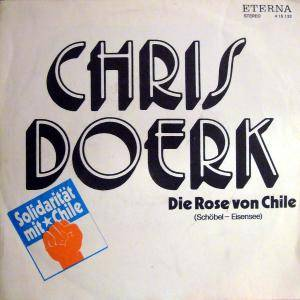 Cover - Chris Doerk: Rose Von Chile, Die