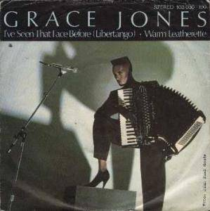 Grace Jones: I've Seen That Face Before (Libertango) - Cover