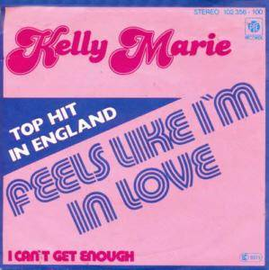 Kelly Marie: Feels Like I'm In Love - Cover