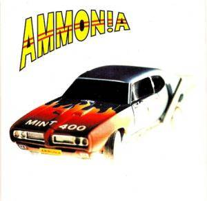 Cover - Ammonia: Mint 400