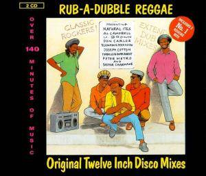 Rub-A-Dubble Reggae - Cover
