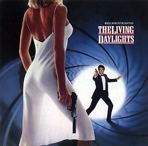 John Barry, a-ha, Pretenders: Living Daylights, The - Cover