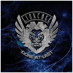 Lioncage: Done At Last - Cover