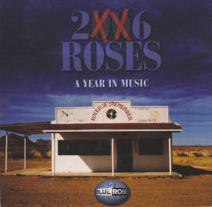 Cover - Resentments, The: 26 Roses - A Year In Music