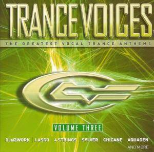 Trance Voices Vol. 03 - Cover
