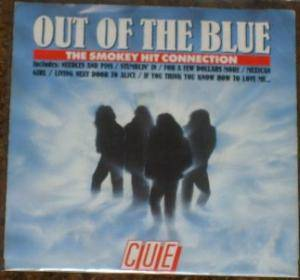 Cue: Out Of The Blue The Smokey Hit Connection - Cover