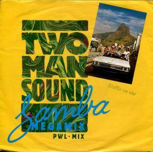Two Man Sound: Samba Megamix - Cover
