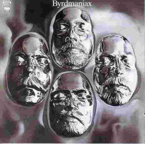 Cover - Byrds, The: Byrdmaniax