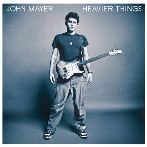 John Mayer: Heavier Things - Cover