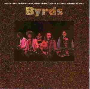 The Byrds: Byrds - Cover