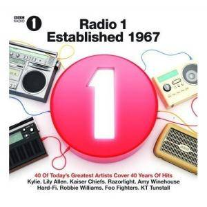 Cover - Just Jack: BBC Radio 1 -  Established 1967