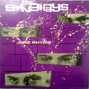 Cover - Sting-Rays, The: June Rhyme