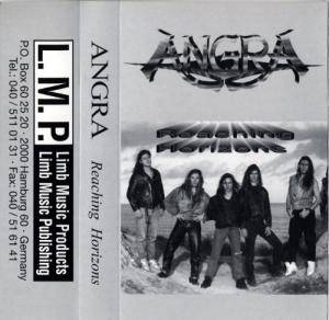 Cover - Angra: Reaching Horizons