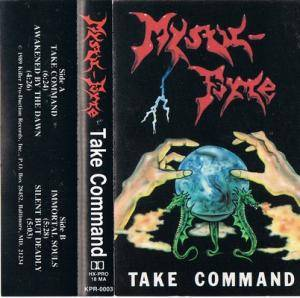 Cover - Mystic Force: Take Command