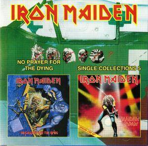 Iron Maiden: No Prayer For The Dying / Single Collection 5 (CD) - Bild 1