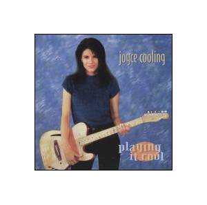 Cover - Joyce Cooling: Playing It Cool