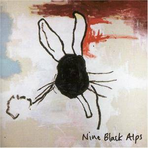 Cover - Nine Black Alps: Everything Is