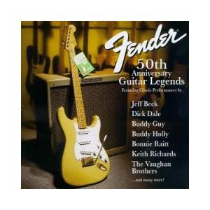 Fender 50th Anniversery Guitar Legends - Cover