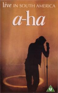 a-ha: Live In South America - Cover