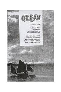 Cover - Caliban: Advance Tape