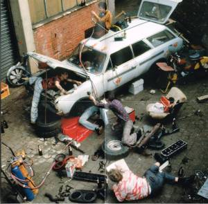 Die Toten Hosen: Opel-Gang (CD) - Bild 10