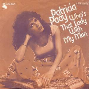 Cover - Patricia Paay: Who's That Lady With My Man