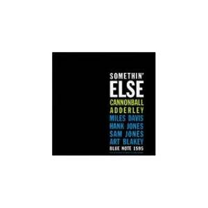 Cannonball Adderley: Somethin' Else (LP) - Bild 1