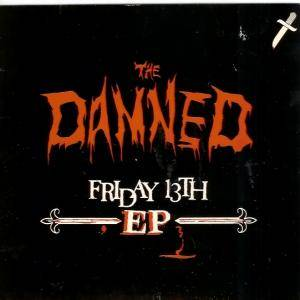 The Damned: Friday 13th - Cover