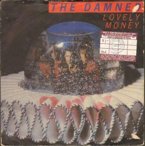 The Damned: Lovely Money - Cover