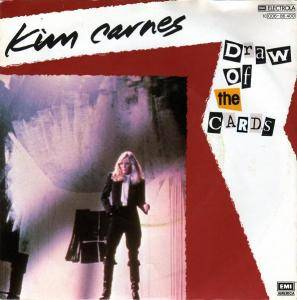 Kim Carnes: Draw Of The Cards - Cover