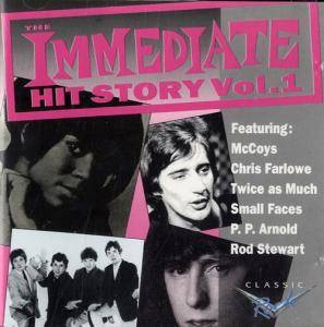 "Cover - Twice As Much: ""Immediate"" Hit Story, Vol. 1, The"