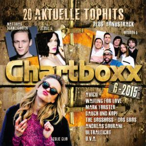 Club Top 13 - 20 Top Hits - Chartboxx 6/2015 - Cover