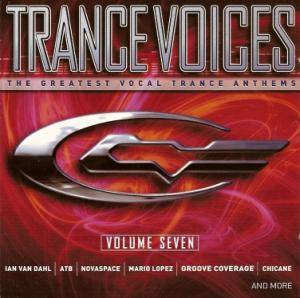 Cover - Fragrance: Trance Voices Volume Seven