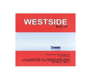 Westside - Best Of (20th Anniversary) - Cover
