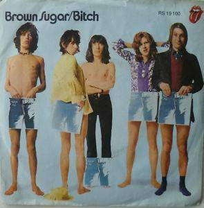 The Rolling Stones: Brown Sugar - Cover
